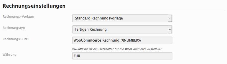 WooCommerce & Fastbill API - Marc\'s Blog